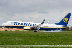 Boeing B737-800 (EI-DPG) Ryanair