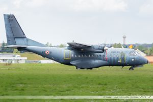 CASA CN-235-M100 (62-IB/C045) Armée de l'air