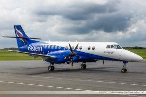 Jetstream 41 (G-MAJZ) Eastern Airways