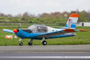 Socata MS 893 Rallye (F-BNSX) Union Aéronautique du Centre
