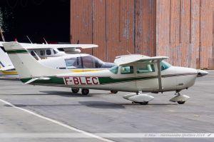 Cessna 182 (F-BLEC) Privé