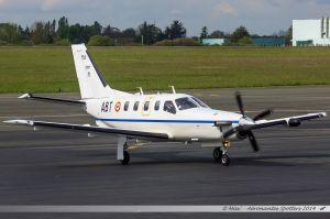 Socata TBM700 (F-MABT / 156) ALAT