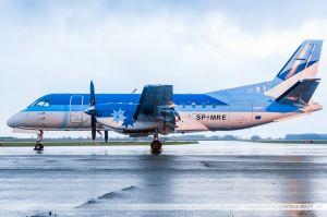 Saab 340 (SP-MRE) SkyTaxi 'Estonian Air c/s'