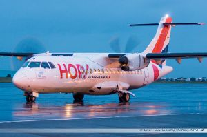 ATR 42-500 (F-GVZB) Hop!