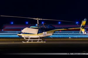 Bell 206B JetRanger III (F-GJGV) Air Touraine Hélicoptères