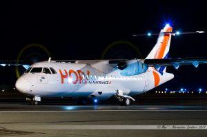ATR 42-500 (F-GVZC) Hop!
