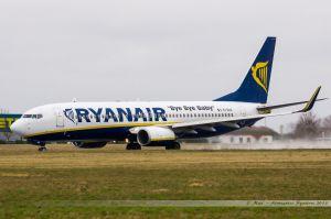Boeing B737-800 (EI-DLN) Ryanair