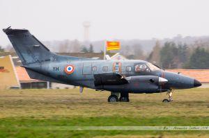 Embraer EMB-121 Xingu (F-TEYH/84) Armée de l'Air
