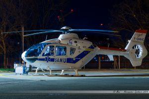 Eurocopter EC-135 (F-GMHC) Helicap