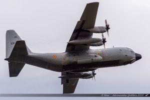 Lockheed Hercules C-130H (CH-07) Belgium Air Force