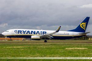 Boeing B737-800 (EI-DAG) Ryanair