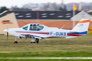 Grob G-120A-F (F-GUKB) Cassidian Aviation Training Services