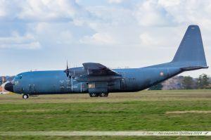 Lockheed Hercules C-130H (61-PI) French Air Force