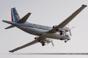 Dassault Breguet Atlantic II (9) French Navy 23F