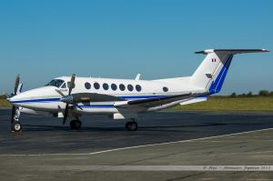 Beechcraft B300 King Air 350 (F-GPGH) PGA Holding