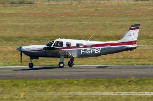 Piper Saratoga IITC (F-GPBI) Polyconsult International
