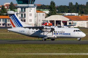 ATR 42-500 (F-GPYM) Airlinair