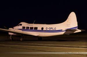De Havilland DH-104 Dove 8 (G-OPLC) Mayfair