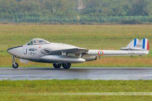 De Havilland Vampire FB6 (F-AZOO) Private