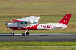 Cessna 152 (F-GMOU) AéroClub du Poitou