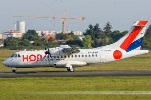 ATR 42-500 (F-GPYD) Hop!
