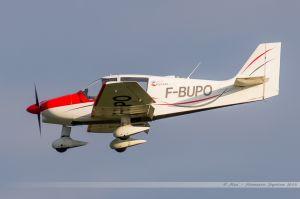 Robin DR400 (F-BUPO) ASPTT Poitiers