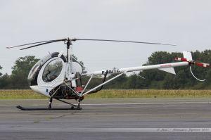 Schweizer 269C-1 (F-HUTC) Héli Union