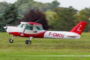 Reims Aviation F152 (F-GMOU) Aéroclub du Poitou