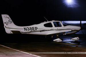 Cirrus SR22 (N38EP) Private