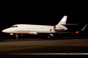 Dassault Falcon 2000 (OY-MGO) Air Alsie