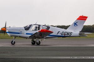 Socata TB20 (F-GGNS) École Nationale de l'Aviation Civile - ENAC
