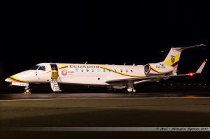 Embraer EMB-135BJ Legacy 600 (FAE-051) Fuerza Aérea Ecuatoriana :!::!: