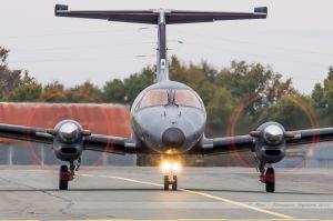 Embraer EMB-121 Xingu (F-TEYS / 102) French Air Force