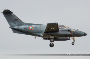 Embraer EMB-121 Xingu (F-TEYS/102) French Air Force