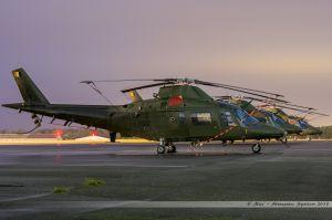 Agusta A109 - Belgium Air Force
