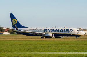 Boeing B737-800 (EI-DYO) Ryanair