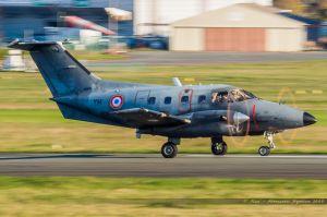 Embraer Xingu (084 / F-TEYH) French Air Force