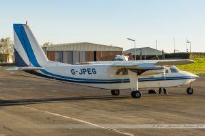 Britten-Norman BN-2 Islander (G-JPEG)