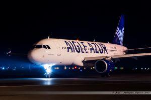 Airbus A320 (F-HBIO) Aigle Azur