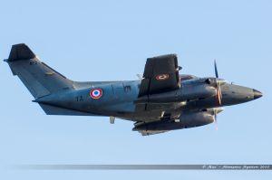 Embraer 121 Xingu (F-TEYA / 72) Armée de l'Air