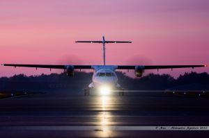ATR 42-500 (F-GPYO) Airlinair