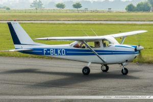Cessna 172 (F-BLKD) Private