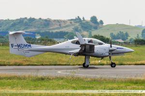Diamond DA42 (F-HDMM) Airways Aéro Formation