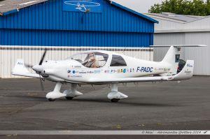 Dyn'Aero MCR-4S (F-PADC) Aéroclub du Choletais