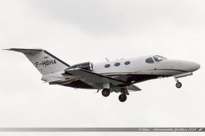 Cessna 510 Citation Mustang (F-HSHA) Aviators
