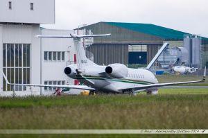 Embraer EMB-135BJ Legacy (SE-DJG) European Flight Service