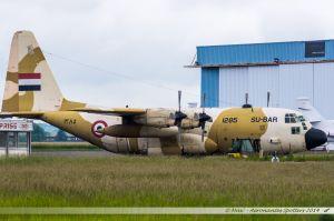 Lockheed C-130H Hercules (SU-BAR) Egyptian Air Force
