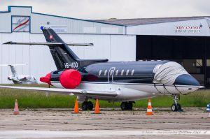 British Aerospace BAe 125-1000 (HB-VOO) Sonnig SA