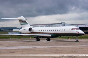 Bombardier BD-700 Global Express (N70EW) EWA Holdings
