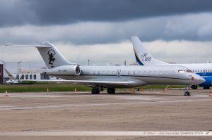 Bombardier BD-700 Global Express (9H-OPE) Vistajet